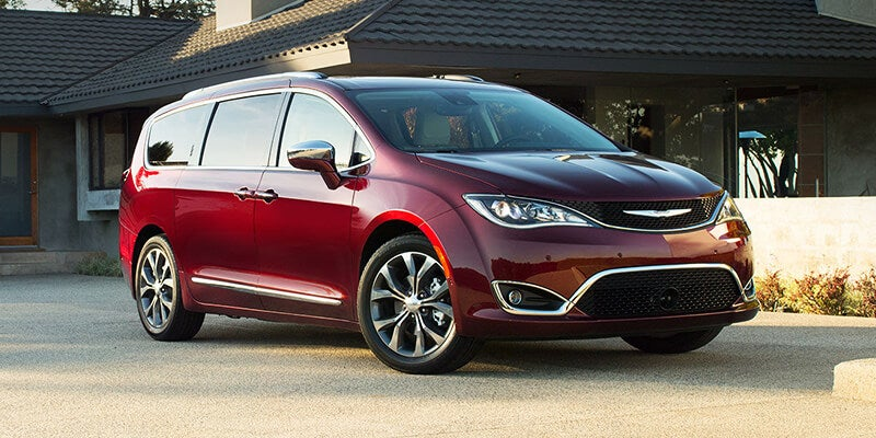 2017 Chrysler Pacifica Natchitoches La