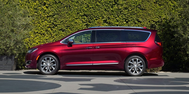2017 Chrysler Pacifica Natchitoches La Performance