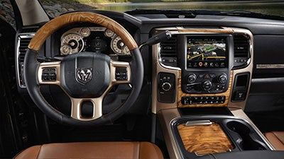 2017 Ram 2500 Natchitoches La Safety Features